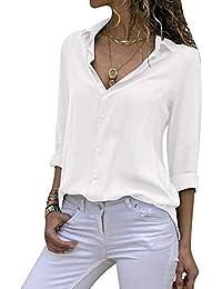 weiße bluse amazon