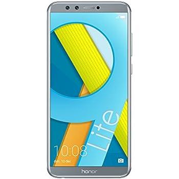 Honor 9 Lite Smartphone Débloqué 4G (Ecran: 5,65 Pouces - 32 Go - Nano-SIM - Android) Gris