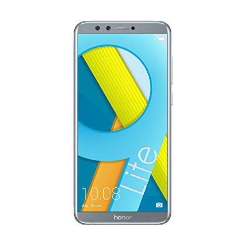 Honor 9 Lite Smartphone (14,35 cm (5,65 Zoll) FHD+ Display, 32 GB interner Speicher und 3 GB RAM, Dual-SIM, Android 8.0) Glacier Grey