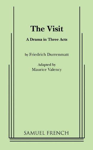 The Visit por Durrenmatt