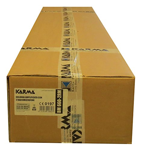 Processioniere Karma BM661 2 radiomicrofoni