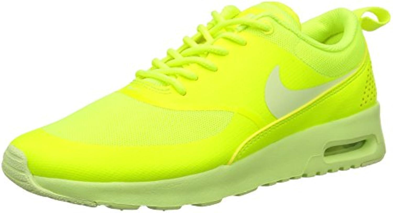 Nike Air Max Thea 599409-700 Damen Laufschuhe, Mehrfarbig (Volt/Lt Liquid Lime), 36.5