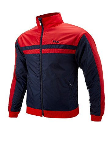 fila-fleece-lined-jacket-navy-red-extra-large