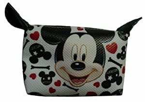 Mickey Mouse coin purse with zip for gifts, girls, ladies, teenagers, kids, children, boys on travel holiday school birthday gift (#003)