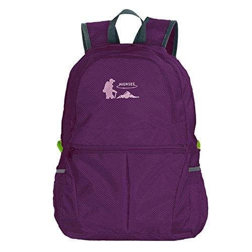 Rucksack-paar/ Skins/Folding outdoor Bergsteigen Tasche/Wasserdichte portable Falt Rucksack C