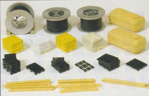 Preiser 1/87th-pr17111-Modelleisenbahnen-Rollen von Kabeln