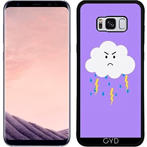 Silicone Case for Samsung Galaxy S8 Plus (SM-G955) - Grumpy