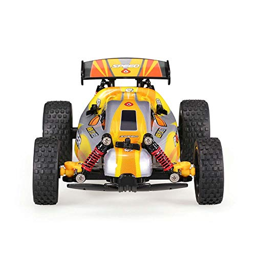 RC Auto kaufen Crawler Bild 2: Aandyou Ferngesteuertes Auto,RC Auto 1:18, High Speed RC Off Road Auto, 2.4 GHz 4WD Monstertruck für Kinder (Schwarz)*