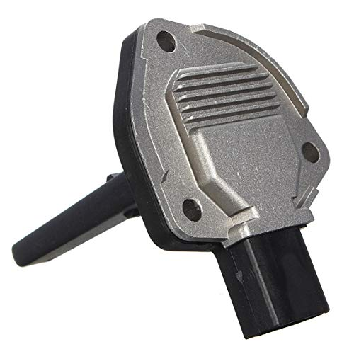 Mazur Professioneller Motorölstandssensor 12617508003 passend für E46 E39 E38 E90 X3 X5 M3 M5 Z3 Z4 Z8 325i 330i 530i 528i 540i 740i (schwarz)