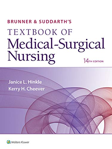 Brunner & Suddarth's Textbook of Medical-Surgical Nursing (Brunner and Suddarth's Textbook of Medical-Surgical) (English Edition)