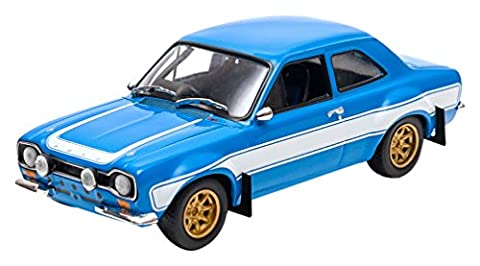 Greenlight 1/18 Scale 19022 Brian's 1974 Ford Escort RS2000 MK1 Fast & Furious (1974 Ford)