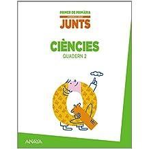 Aprendre és créixer junts 1r. Quadern de Ciències 2. - 9788467846782