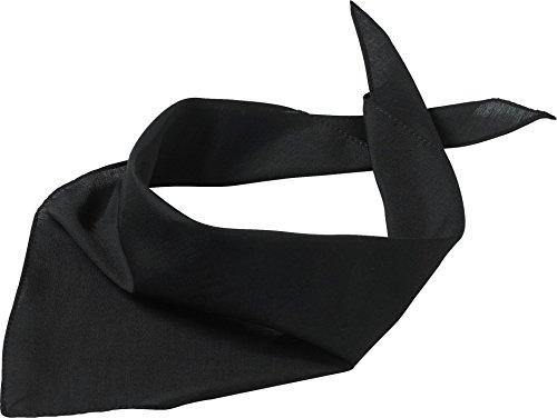 Multifunktionelles und modisches Halstuch - Farbe: Black - Größe: One Size