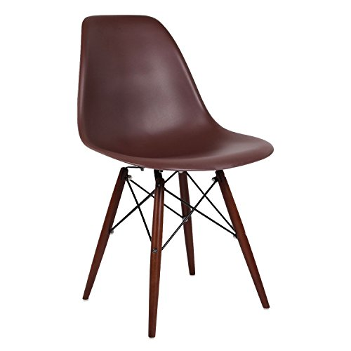 6d006f795b81 SuperStudio Lo + de Moda Wooden Color Edition Silla, Madera, Negro,  180x98x91 cm