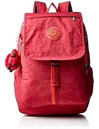 Kipling - HARUKO - Großer Rucksack - Punch Pink C - (Rosa)