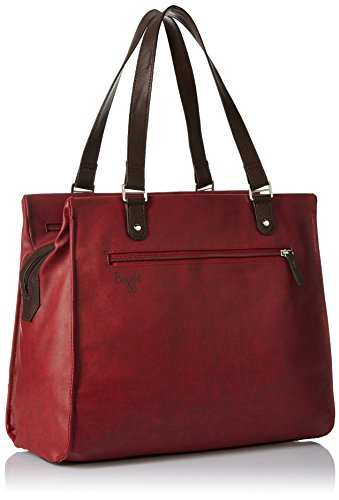 Baggit Women's Shoulder Bag Handbag (Maroon)