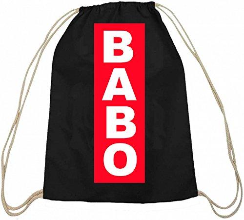 Turnbeutel BABO Luxus-Version