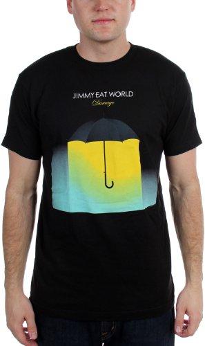 Jimmy Eat World-danni-Maglietta Slim Fit, da uomo