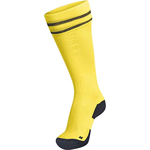 hummel Element Football Sock Sports Gelb/Schwarz, 43/45