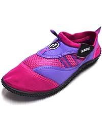 Wet Shoes Aqua Water Kids Neoprene Footwear