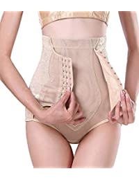 21b4a63055 Bafully Hi-Waist Trainer Butt Lifter Tummy Control Panty Body Shaper for  Women