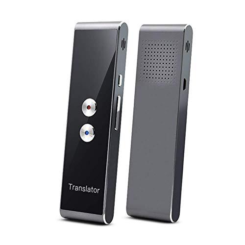 Asseny Translaty Muama Enence Intelligente Istantaneo Tempo Reale Portatile Voce Lingue Translator - Argento