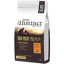 True Instinct High Meat Pienso para Gato Adulto con Pollo - 7 kg
