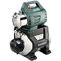 metabo 600973000 HWW 4500/25 Surpresseur Domestique INOX Plus Multicolore