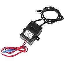 Akozon AC 220V Generador de Encendido de Alto Voltaje Boost Módulo de Ignición de Pulso 15kV