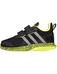 Chaussures Adidas Snice 3 Cf I Blanc / Violet Eu 23 dkmll