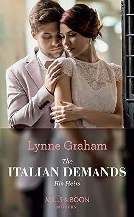 The Italian Demands His Heirs (Mills & Boon Modern) (Billionaires at