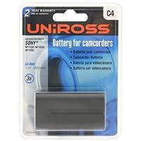 Uniross VB100562-E Batterie pour caméscope numérique Sony NP-F550 1850 mAh 7,2 V