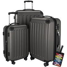 HAUPTSTADTKOFFER® Hartschalen Koffer SPREE 1203 · 3 Koffergrößen