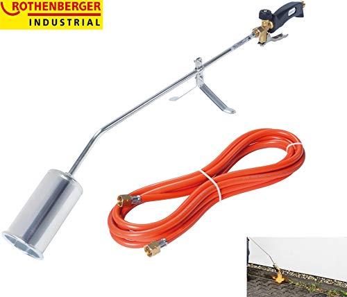 Rothenberger Industrial030958E RoMaxi EconomyBrûleur avec tuyau de gaz propane