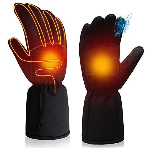guanti riscaldati Svpro Guanti elettrici riscaldati a Batteria