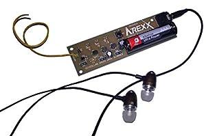 Arexx Arx-RWS - Detector de Humo eléctrico, Color Verde