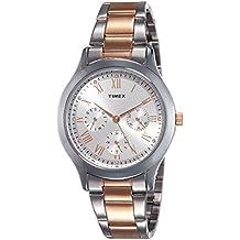 Timex Analog Silver Dial Women's Watch - TW000Q807
