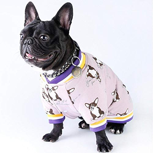 Denim Jacke Kostüm - GOUSHENG-Costumes Haustiere Kleidung Kleider Winter Hund