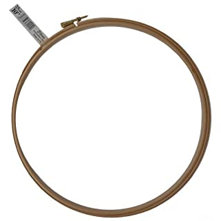 Elbesee 2H12 | Polished Hardwood 12in Tapestry/Embroidery Hoop