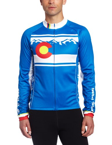 PEARL IZUMI Elite Thermal Limited Jersey Größe M Colorado usa (Izumi Elite Jersey Pearl Thermal)