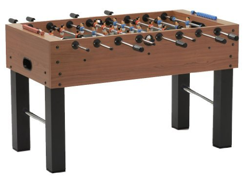 Garlando Unisex's F-5 Football Table, Cherry, One Size