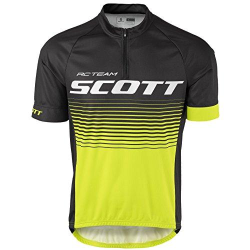 scott-rc-team-20-bicicleta-camiseta-corta-negro-amarillo-2017-l-50-52