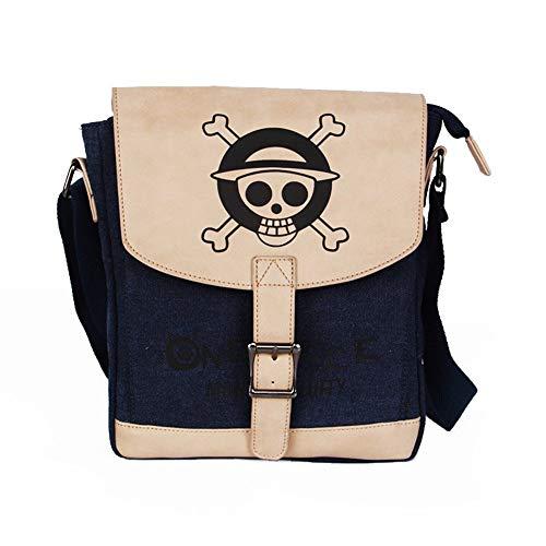 Martinad Laptop Rucksack Anime Cosplay Taille Messenger Bag Handtasche Umhängetasche Stilvolle Unikat Schultertasche Unisex Geschäfts Notebook Rucksack Casual Stil Laptoptasche Bag Taschen
