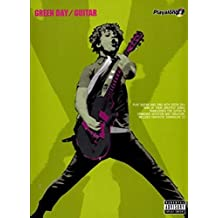 """Green Day"" Authentic Guitar Playalong (Authentic Playalong)"