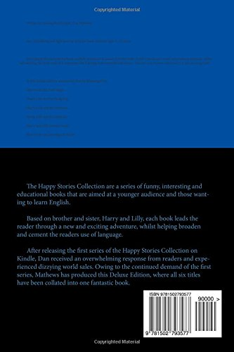 Happy Stories Collection Deluxe Edition: Ages 4 - 10: Volume 1 (The Happy Stories Collection)