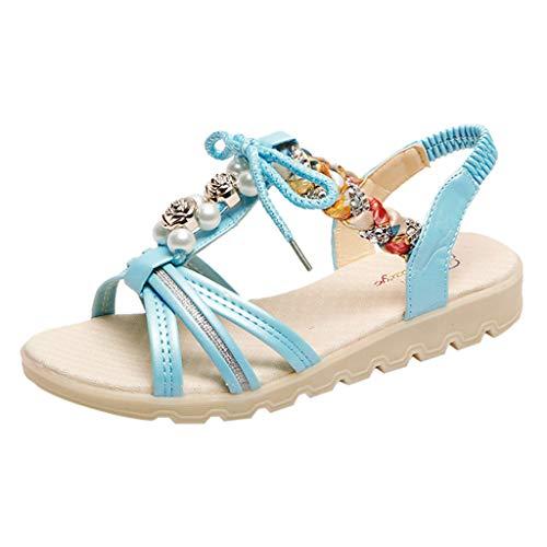 Darringls Sandalias para Mujer,Sandalias Mujer Zapatos Planos Comodas para Caminar Sandalias Deportivas con Tiras Sandalias de Playa Calzado de Verano