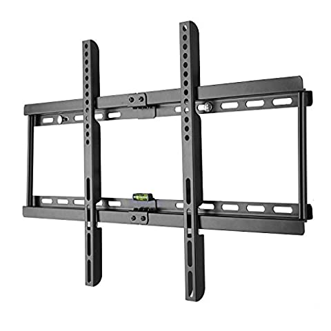 BPS Ultra Slim TV Wall Mount Bracket for 32-70 inch LG Samsung Seiki Philips Panasonic Widescreen 1080p 3D HD LED 4K TV , Max Vesa 600x400mm,Spirit Level Included