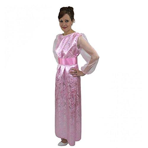 Krause & Sohn Kostüm Aschenputtel Kleid rosa Gr. S- L Ballkleid Moritzburg Märchen Prinzessin - Aschenbrödel Kostüm Für Erwachsene