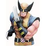 Marvel Avengers MG67001 - Busto Wolverine - PVC Piggy Bank