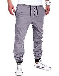 MT Styles sarouel Chino-Pantalon de Jogging C-62